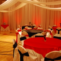 Utah Wedding Wall & Ceiling Draping Kits